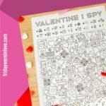 I Spy Valentines