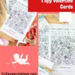 Free Printable Valentines for Classmates