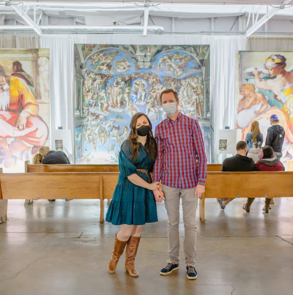 Sistine Chapel Exhibit