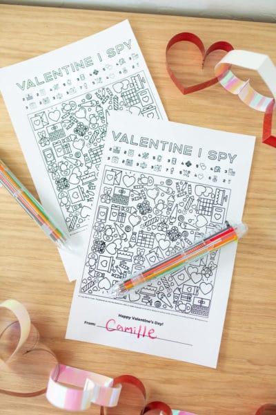 Valentines for Classmates