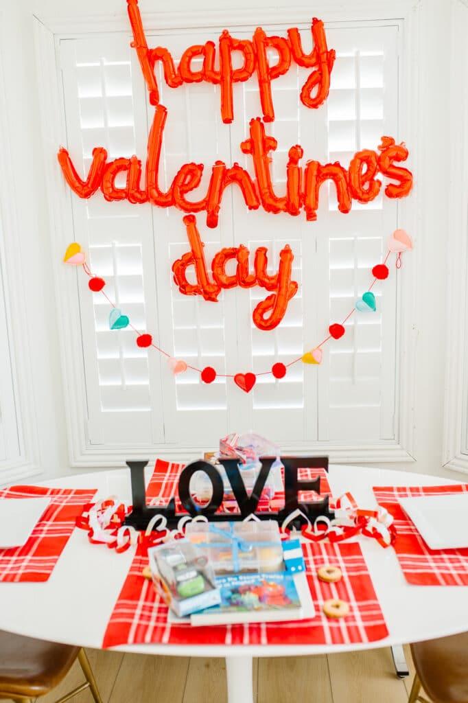 Valentine's Day Dinner-