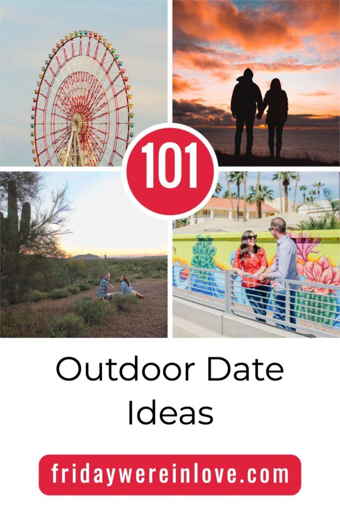 Outdoor Date Ideas