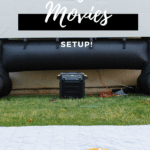 How to Create Your Own Outdoor Movies Setup