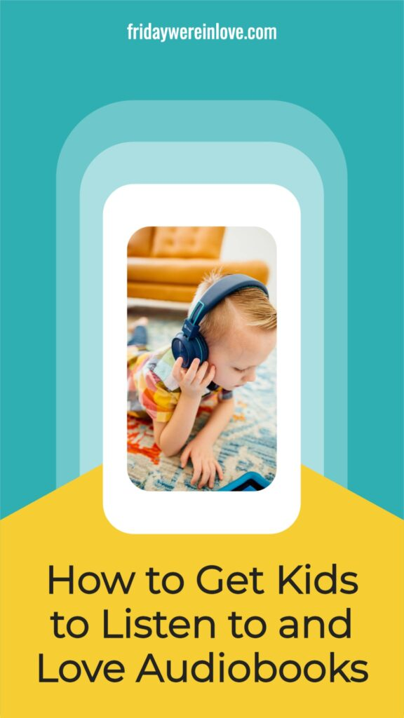 Audiobooks for Kids