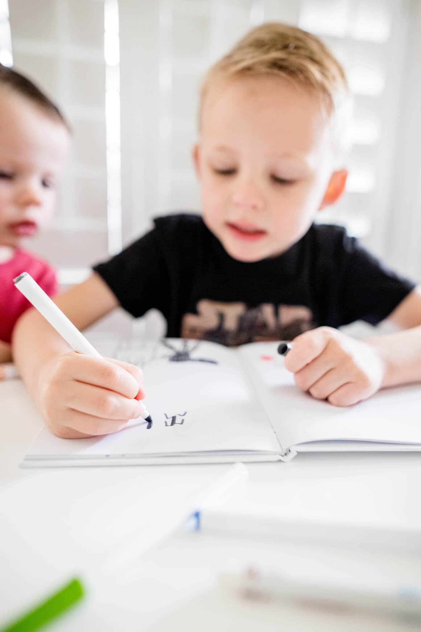 Art Supplies for Kids List