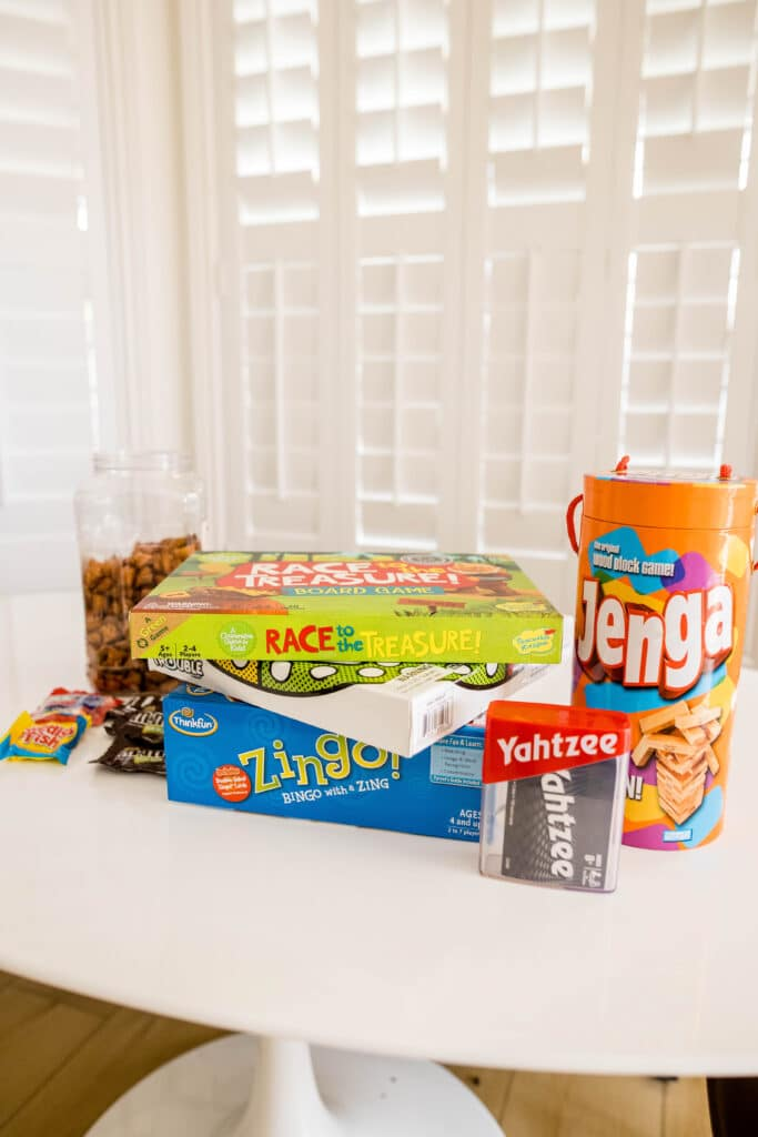 Family Game Night Games