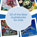 20 of the Best Audible Books for Kids