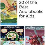 20 of the Best Audiobooks for Kids