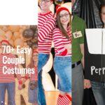 70+ Easy Couple Costume Ideas
