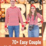 Easy and Last Minute Halloween Costume Ideas for Couples