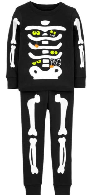 Skeleton Pajamas