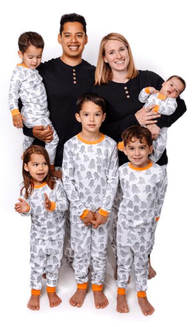 Burts Bees Halloween Pajamas