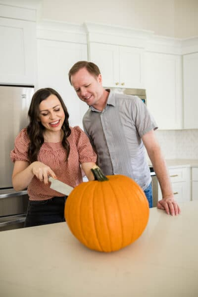 Pumpkin Carving Ideas (Perfect for Date Night)